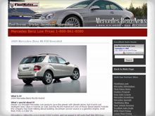 Mercedes Benz Information