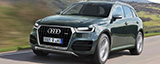 2016 Audi Q7 SUV Low Prices Discount Lease Payments