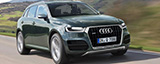 Audi Q7 SUV Low Prices Discount Lease Payments