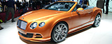 2016 Bentley Continental GTC Speed Coupe Low Prices Discount Lease Payments